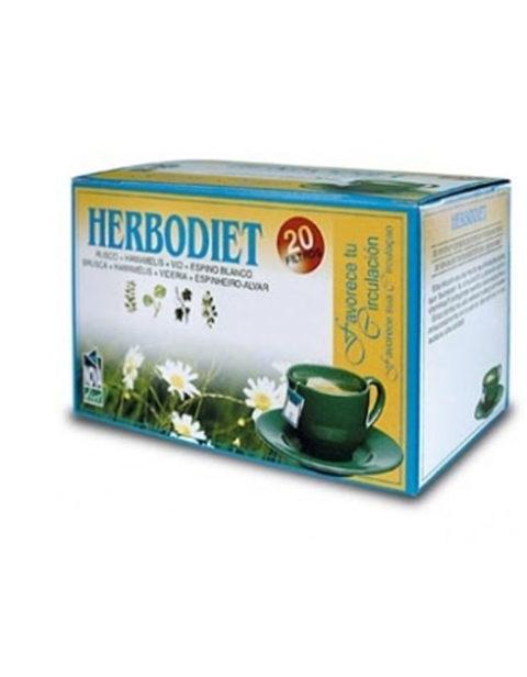 Herbodiet Favorece circulación