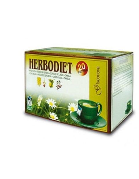 Herbodiet Gluconova