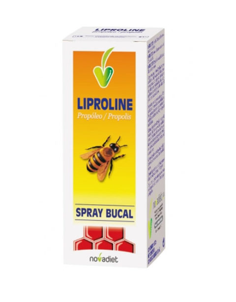 Liproline spray bucal