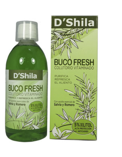 Buco Fresh Salvia y Romero 500 ml