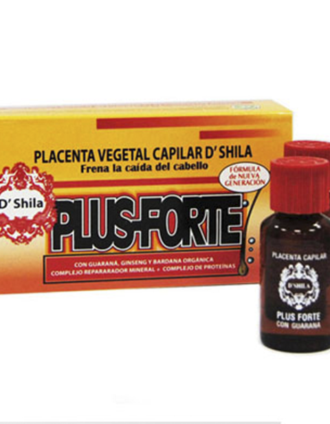 Placenta vegetal Plus forte-shock