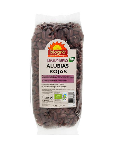"""Alubias Rojas """"KIDNEY"""" 500g"""