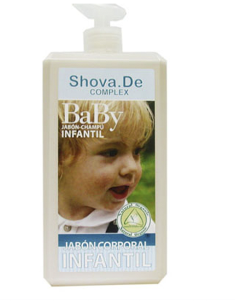 Baby crema infantil 250ml