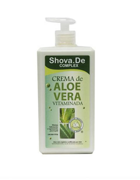 Crema de Aloe Vera Complex (Formato familiar)