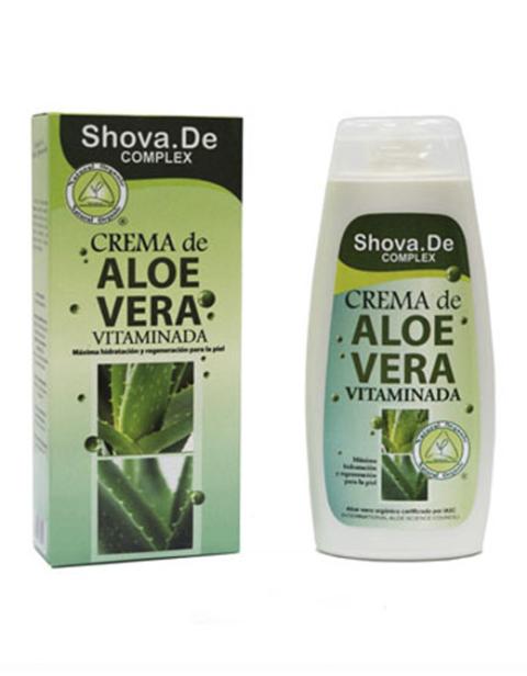 Crema de Aloe Vera Complex 250ml