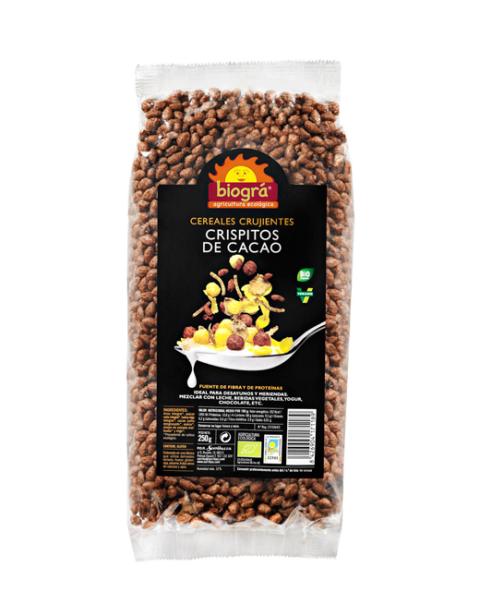 Crispitos de Cacao 250g