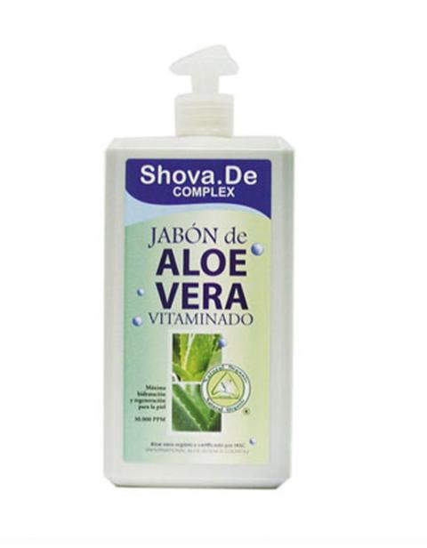 Jabón de Aloe Vera Complex (Formato familiar)