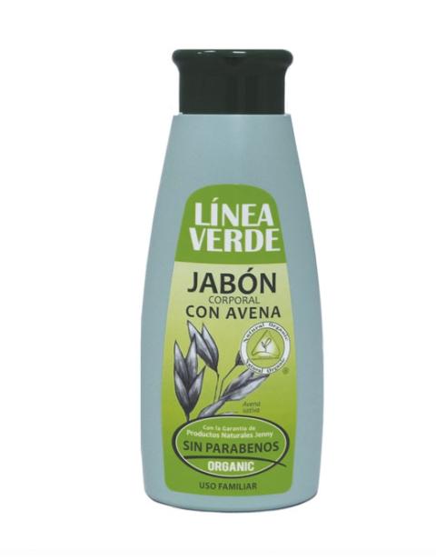 Jabon Corporal Con Avena 400 ml
