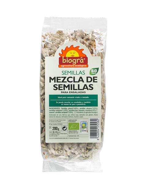 Mezcla de Semillas 200g