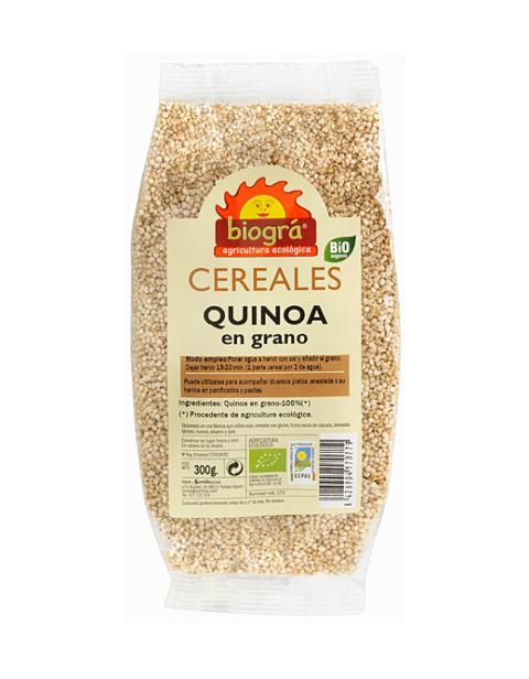 Quinoa real en grano 300g