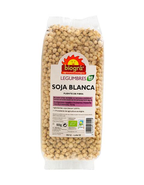 Soja Blanca 500g