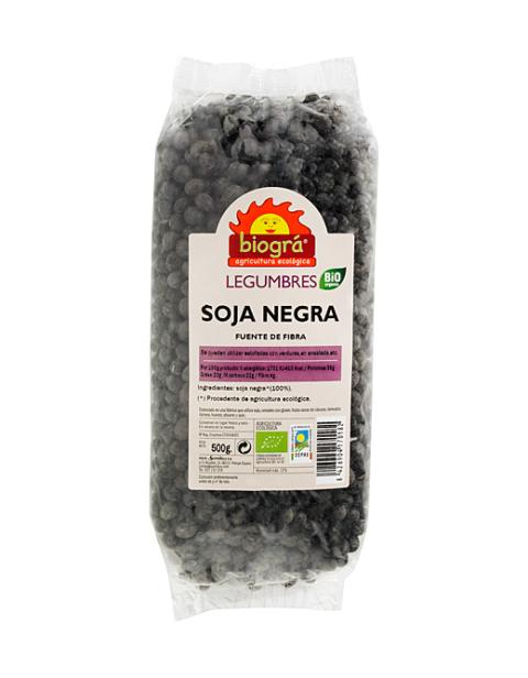 Soja Negra 500g