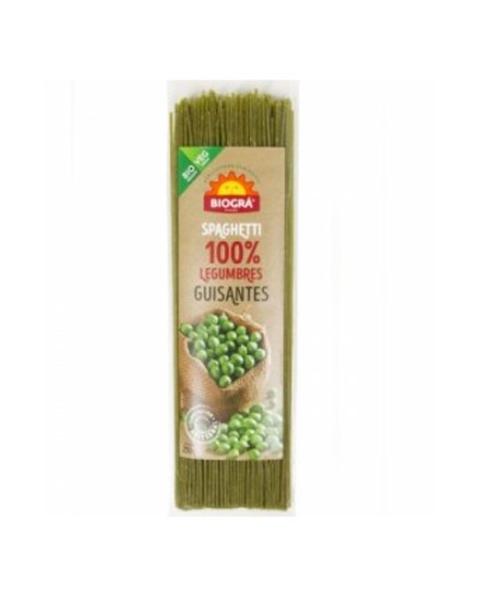 Spaguetti de Guisantes